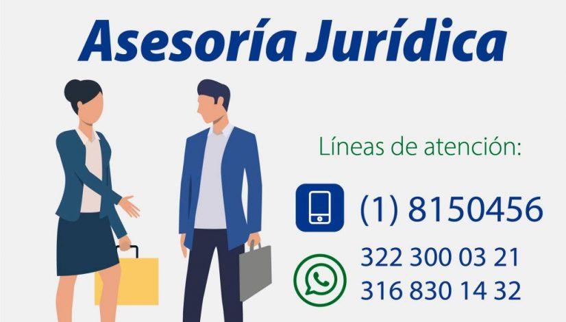 aseosria juridica