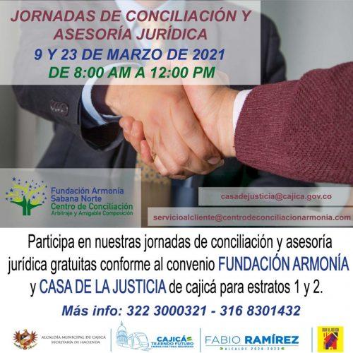 Jornada de conciliacion 01